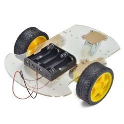 Robot Kit (2 motors)