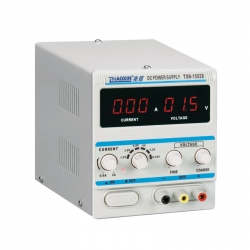 RXN-1502D Laboratory Source with Digital Display (0 - 15 V, 2 A)