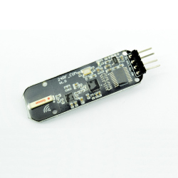 Serial Communication Adapter for NRF24L01 Modules