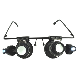 20x Approaching Glasses with LED